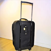 $15 for Black Luggage Red One FREE Hartsdale