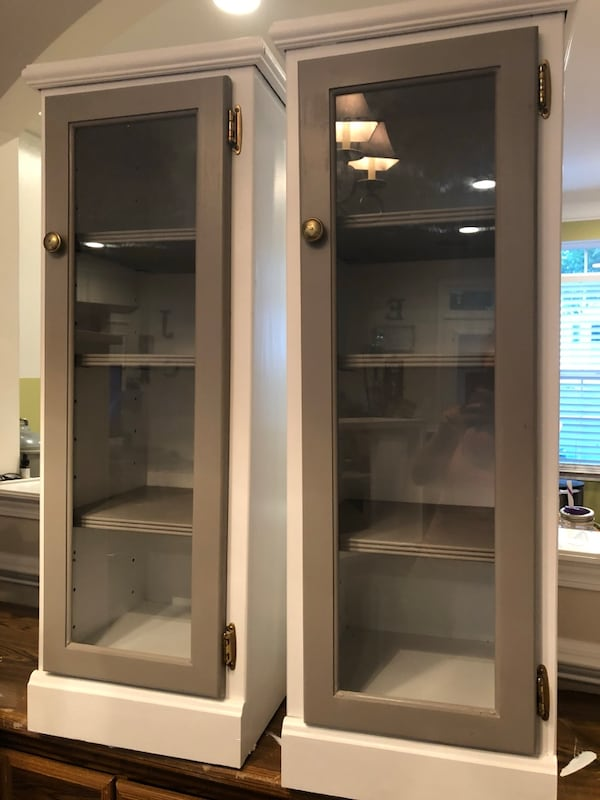 Twin cabinets 1