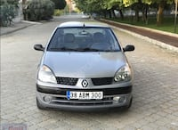 2005 Renault Clio Symbol 1.4 AUTHENTIQUE Bozkurt