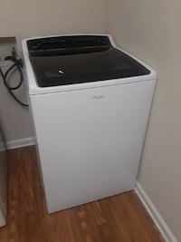 white top-load clothes washer Lawrenceville, 30044
