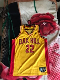 Oak hill academy jersey adult medium  Burke, 22015