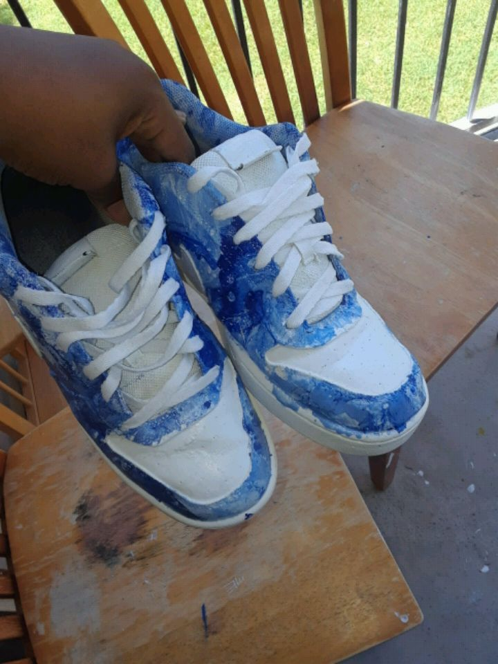 Hydro dipped air forces