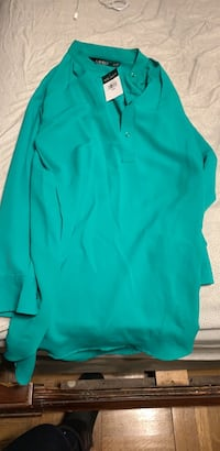 teal polo ralph lauren  dress  Upper Marlboro, 20774