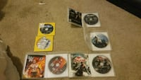 All games in one bundle ps3 games Indio, 92201
