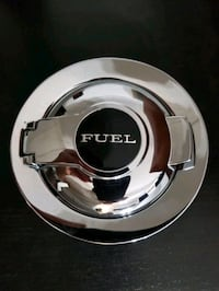 Dodge Challenger Fuel Door Chrome OEM
