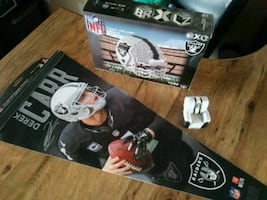 Raiders collectibles