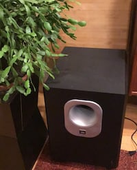 JBL Sub500 Subwoofer with built-in Crossover electronics. Minneapolis, 55406