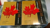 Introduction to law in Canada Markham, L6E 1T6