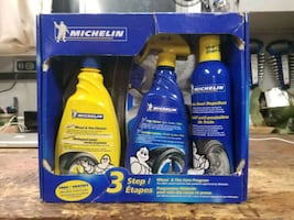 Michelin Tire Cleaning Kit