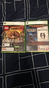 2 Xbox 360 duo pack games complete in box (Rare) Montréal, H1C 2H4