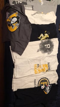 Men's Sports T-Shirts (Pirates, Penguins , Steelers)