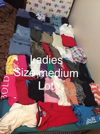 50 pieces size medium lot Surrey, V3W 6X6