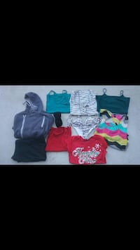Cute assorted clothing! Hollister, 95023