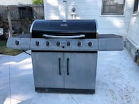 7 burner Char-Broil grill  Norfolk, 23513
