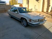1994 Cadillac Fleetwood Brougham gold edition Las Vegas