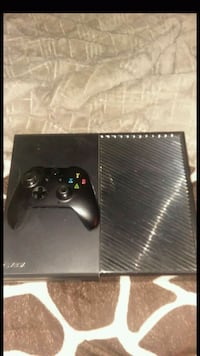 black Xbox One console with controller Palmdale, 93550