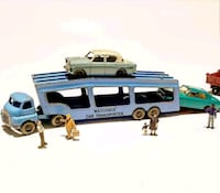 matchbox lesney car transporter