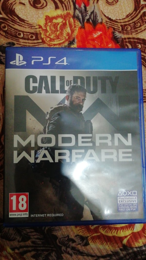 Kutulu PS4 Call of Duty Modern Warfare 250TL SON FİYAT c673bf63-9bc8-42d8-b30c-4bf5303843b7
