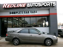 2005 Toyota Camry LE V6 5AT