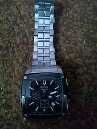 black and silver chronograph watch Kitchener, N2H 1C9