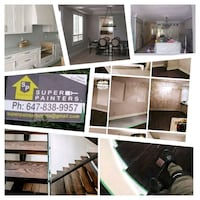Interior painting and wood staining Toronto