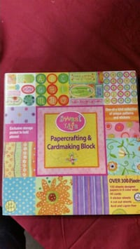 Suite life papercrafting and card making block Winston-Salem, 27105