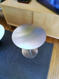 Stainless Steel Table Toronto, M4Y 1M3