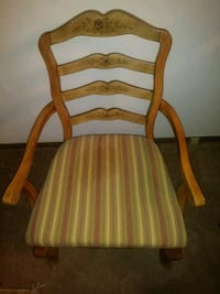 Chair with attached cushion Columbus, 43230