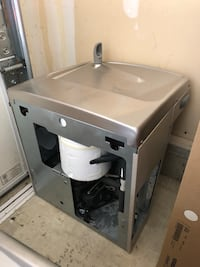 New commercial water fountain  Lorton, 22079