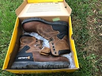 Carhartt Boots Size 12M Union Bridge, 21791