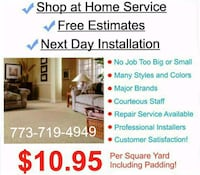 Carpet Sales & Installation/repairs  Markham