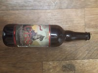 Empy bottle rare Founders CBS.