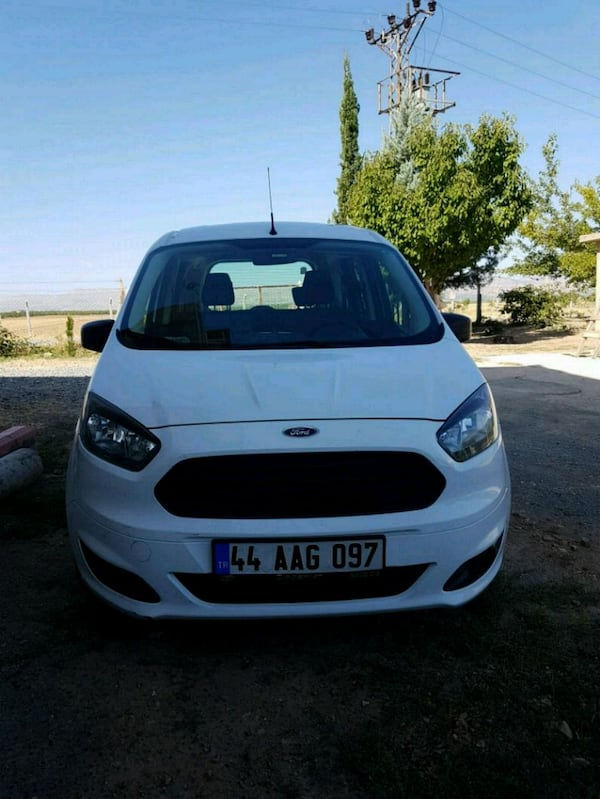 Ford - Tourneo Connect 1.6   - 2014 0