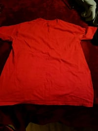 Red tshirt size medium New Market, 35761
