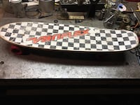 Vintage veriflex wooden skateboard Chicago
