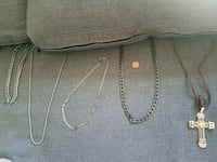 5 necklaces New Market, 21774