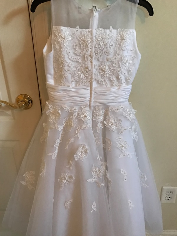a05ad859107 Used Exquisite Joan Calabrese for Mon Cheri First Communion Dress ...