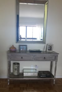 Console table with storage New York, 10024