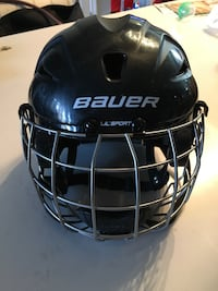 Bauer youth hockey helmet with cage Toronto, M8Y 1G8