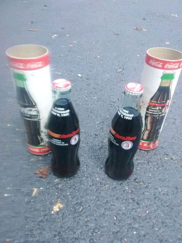 collectable coke bottles a638470e-bda1-4c0b-8342-39385f3898a4