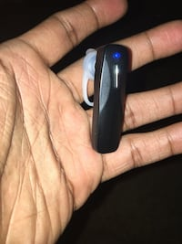 Bluetooth Headset Black With Charger Hyattsville, 20785