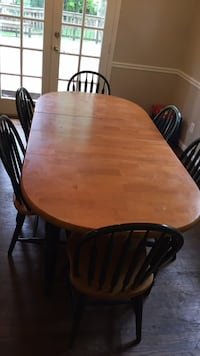 Table and 6 chairs Mc Lean, 22101