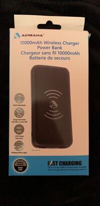 Powerbank charger. Portable backup charger Mississauga, L5M