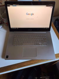 ASUS NX500J 4K TOUCH I7 8GB 2 SSD NVIDIA 850M PAYPAL