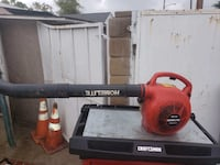 Gas Leaf blower Works Good  Good Condition  OR BEST OFFER!