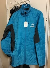 Black and teal rossignol bubble jacketr Toronto, M6L 2N3