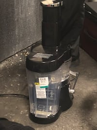 black and gray Hoover upright vacuum cleaner Toronto, M4X 1P8