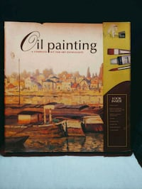 OIL PAINTING SET