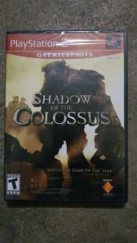 Shadow Of The Colossus - PS2 GAME - New! Bristow, 20136