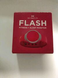 Misfit Wearables Flash Activity with Sleep Tracker, Retail Packaging,  Toronto, M1K 4H8